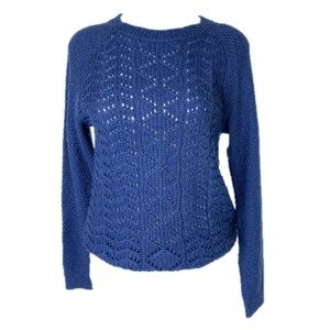 Melrose and Marker Knit Sweater